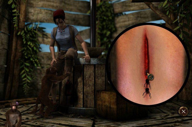 Возвращение на таинственный остров return to mysterious island (2
