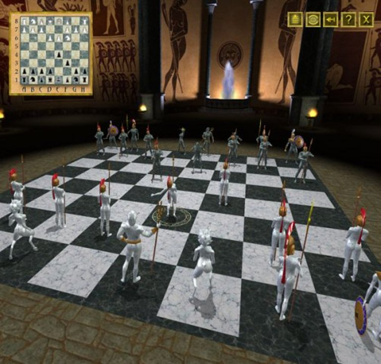 LoveChess - Age of Egypt. Hunting Unlimited 2008 2007, симулятор охоты, EN
