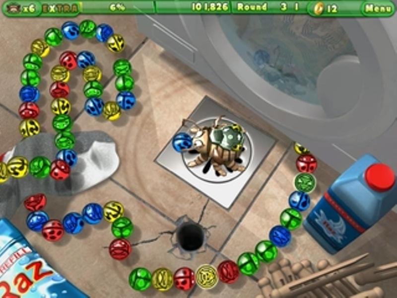 Screenshot 2 of Tumblebugs 2.