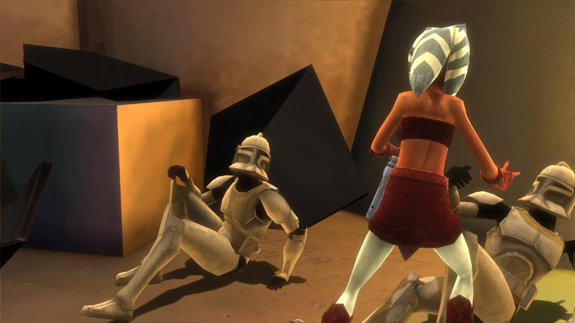 Star wars the clone wars porn games sexual video