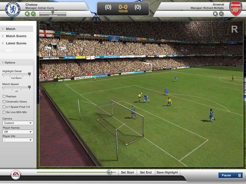 Официальный фан-сайт FIFA Manager. . Фотопаки,патчи,дополнения для FIFA ..