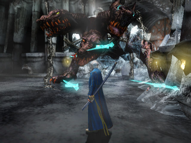 Devil May Cry 3: Dantes Awakening: Special Edition (2007) PC | RePack от Fenixx
