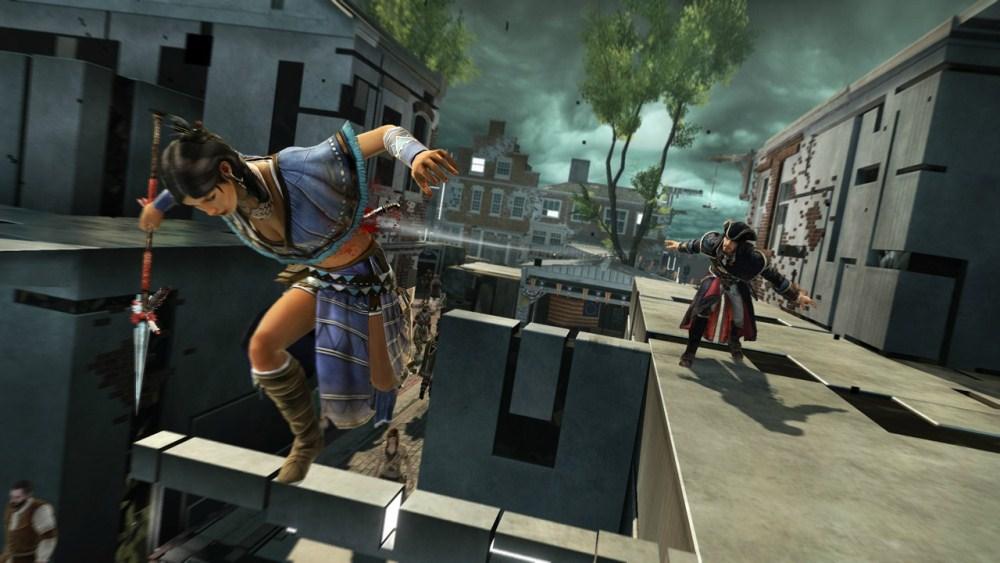 Assassins creed 3 - торрент игры - скачать игры через торрент.