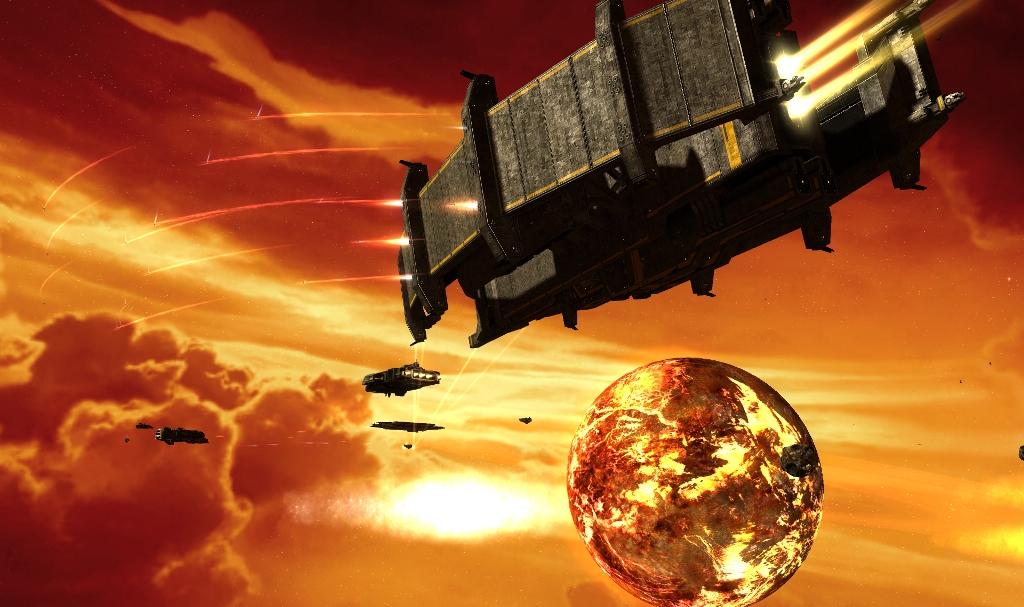 Вся информация об игре закат солнечной империи (sins of a solar empire) пос