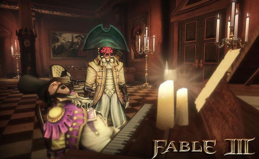 Microsoft объявила дату выхода Fable III на PC.