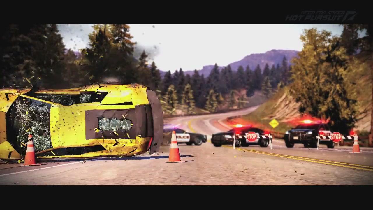 Видео Need for Speed: Hot Pursuit – три новых дополнения