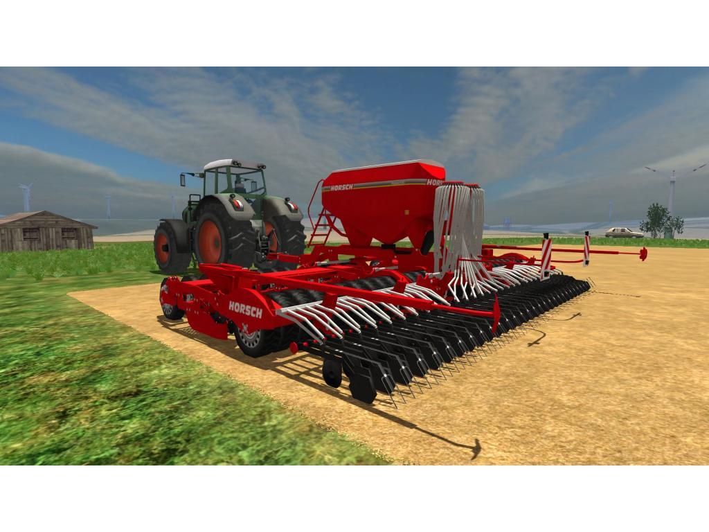Farming Simulator 2009 Gold Edition Product Description.