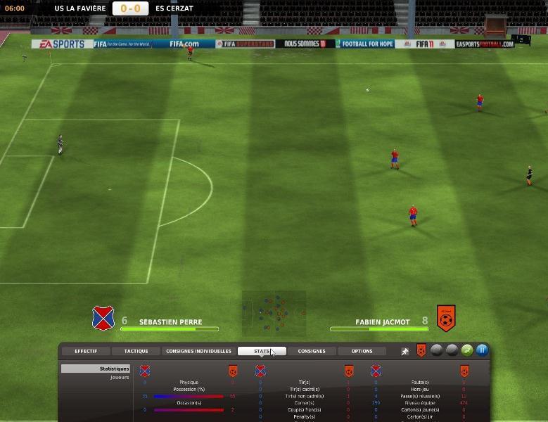 Fifa manager 12 2011 - скачать через торрент игру.