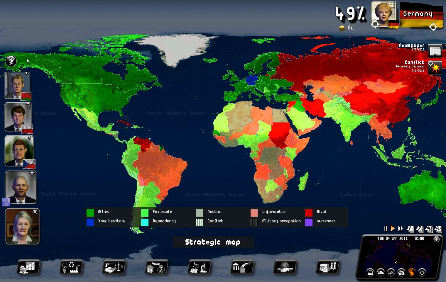 Скачать кряк для Geo Political Simulator 2