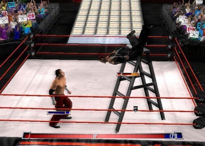 Картинки из игры ВВЕ 13. скачать игру wwe smackdown vs raw 2013 через торре