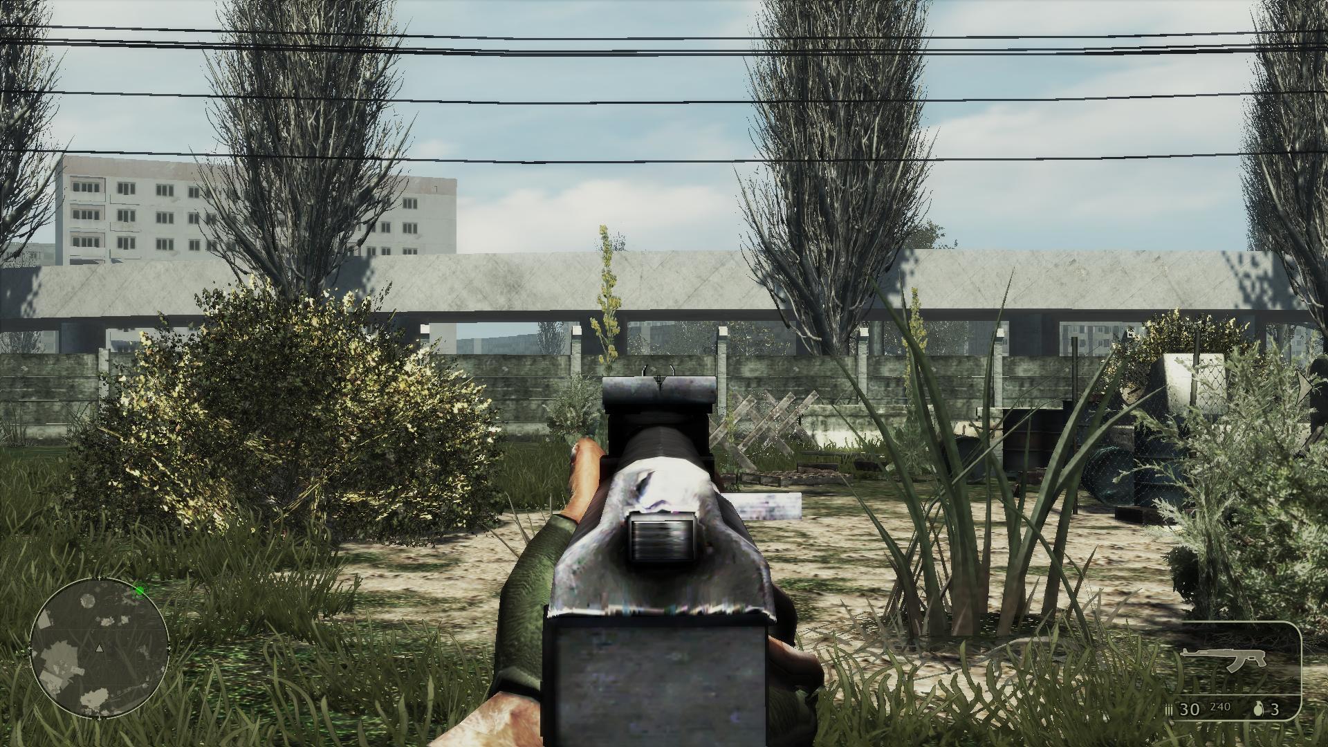 Чернобыль зона отчуждения 3 сезон