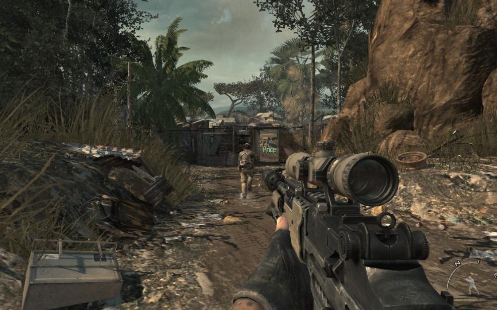 Перейти к скриншоту из игры strong em Call of Duty: Modern Warfare 3/em/str