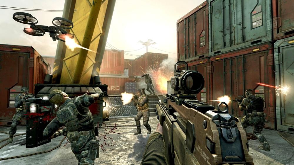 LetitBit - одним файлом. Скачать Call of Duty: Black Ops II. . Digital De