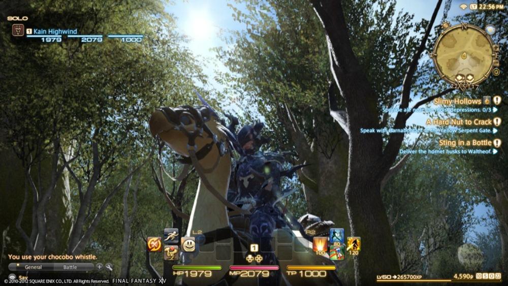 Игровая индустрия = Корабль Final Fantasy XIV: A Realm Reborn терпит крушен