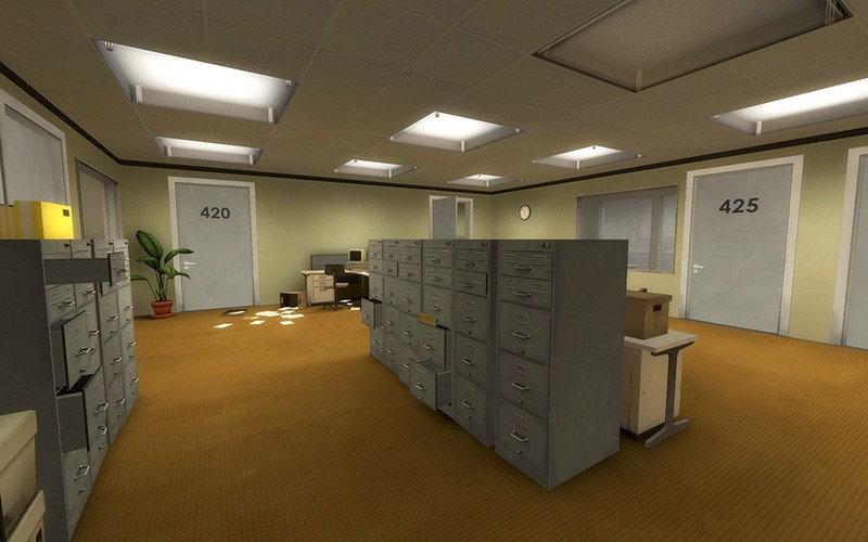 The Stanley Parable|���� ������ �� ����.