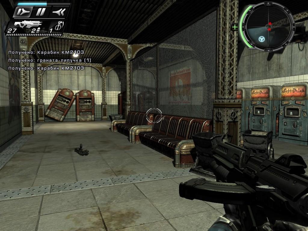 Игра TimeShift - обзор игры, прохождение, патч, коды, читы, pc.