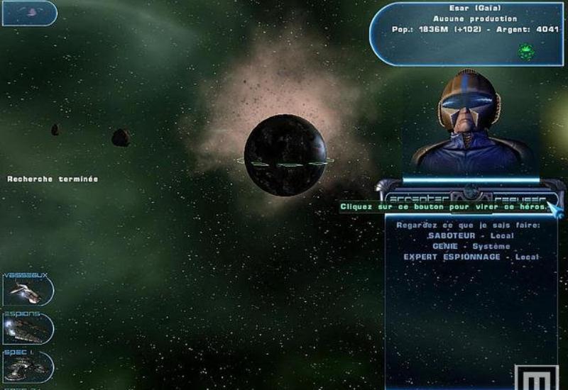 Смотреть скриншоты из игры. Haegemonia: The Solon Heritage.