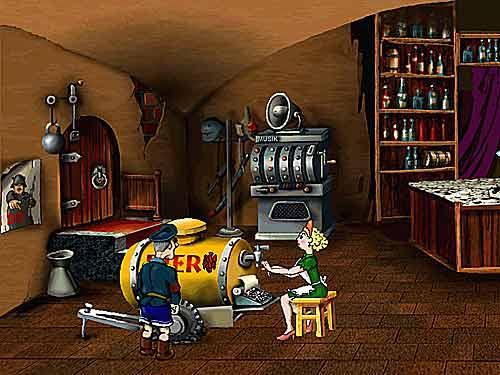 ШтЫрлиц 1-4 (2000-2005) PC