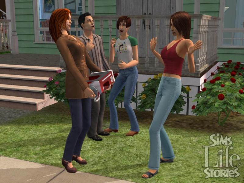 Sims 2 crfxfnm 18 фотография
