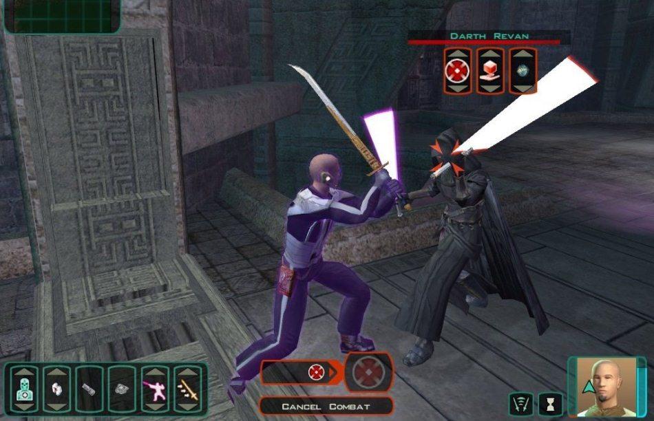 Перейти к скриншоту strong 139/strong из игры strong em Star Wars: Knights of