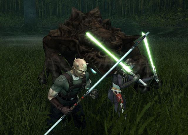 Особенности репака Star Wars: Knights of the Old Republic -форсирован