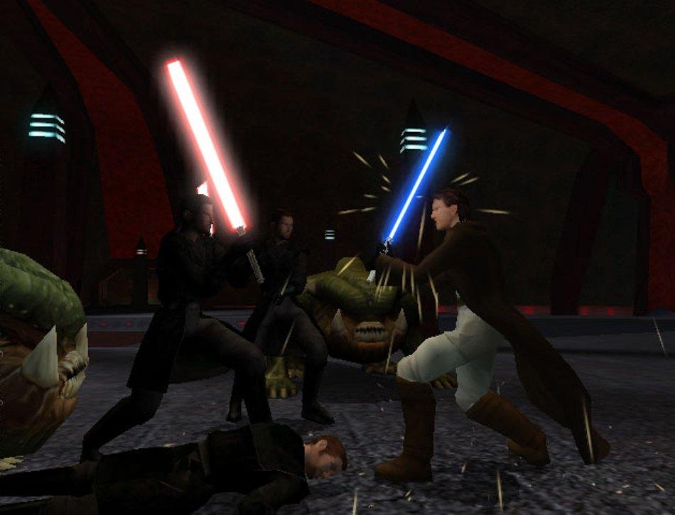 Скриншот из игры Star Wars: Knights of the Old Republic II - The
