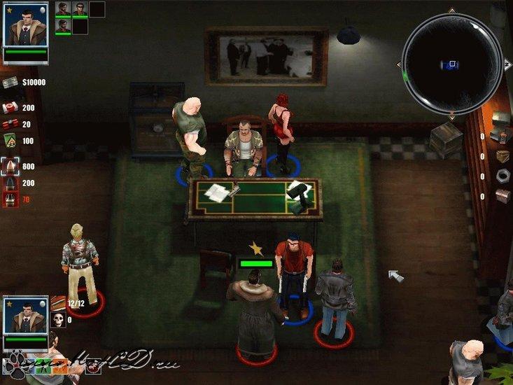 Скриншот из игры Gangland: Trouble in Paradise под номером 6. Перейти к код