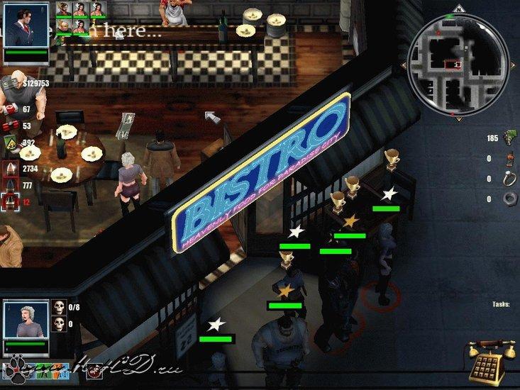 Перейти к скриншоту из игры strong em Gangland: Trouble in Paradise/em/stro