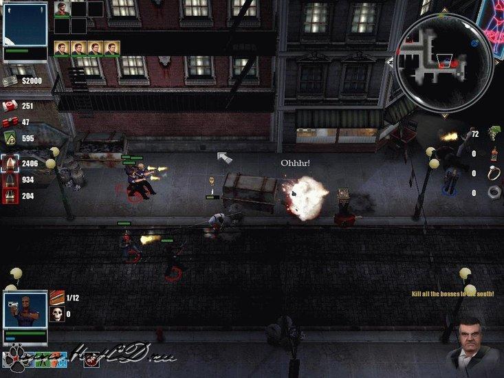 Скриншот из игры Gangland: Trouble in Paradise под номером 9. Обложка к игр