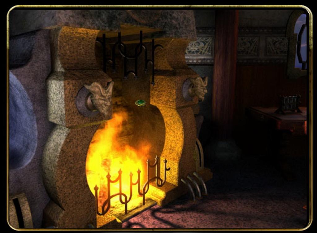 История о четырех магических кольцах Аура сегодня отправилась в