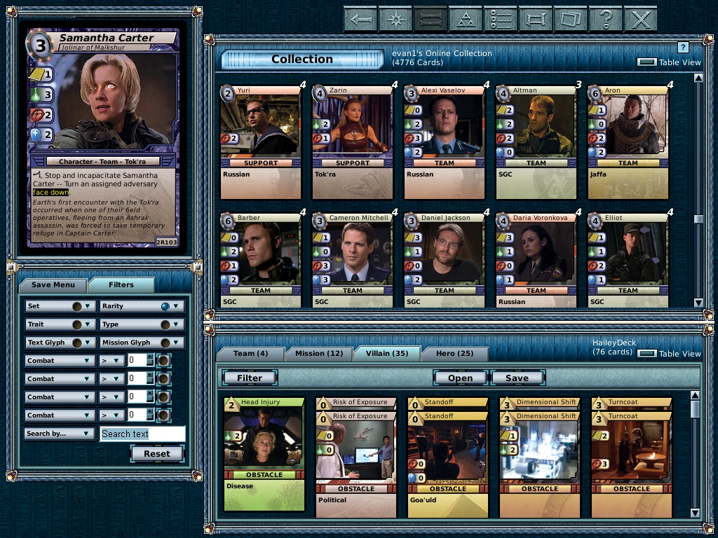 Free online trading card games download
