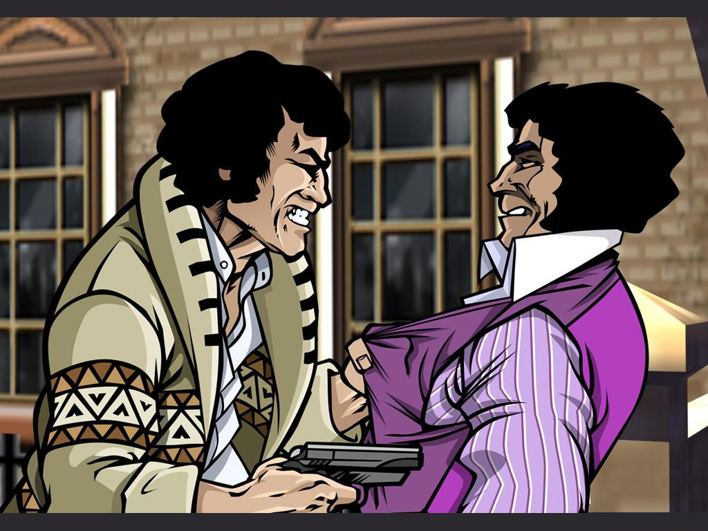 Test Starsky & Hutch PC - Screenshot 13.