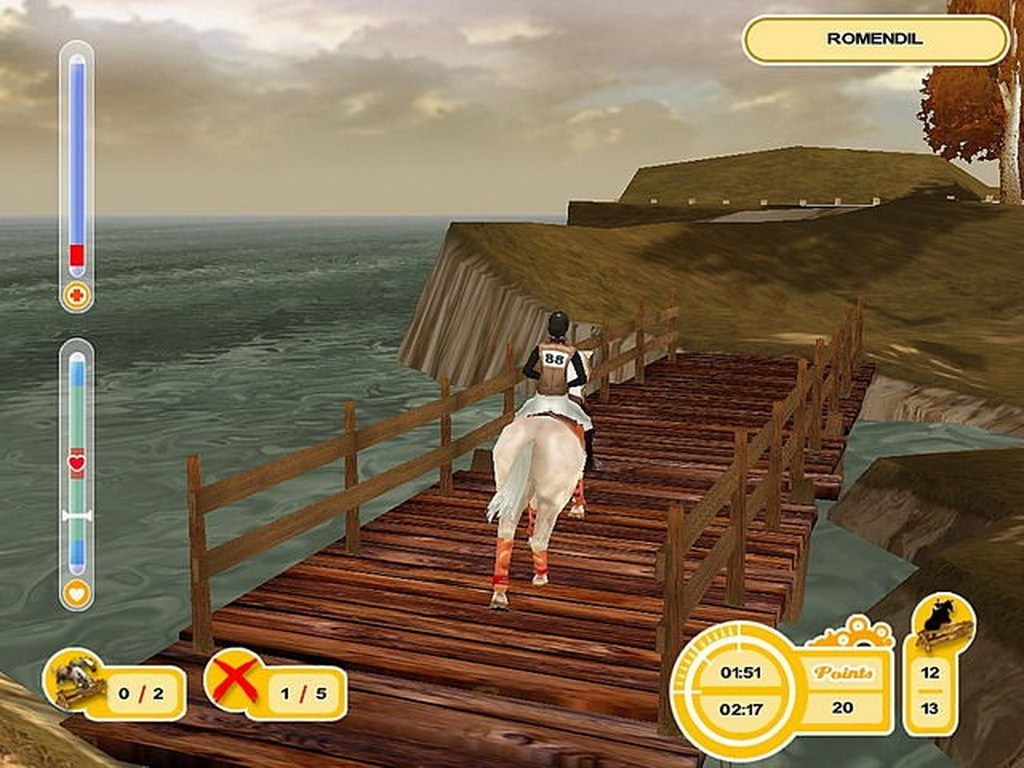 Horsez Школа Верховой Езды Игру