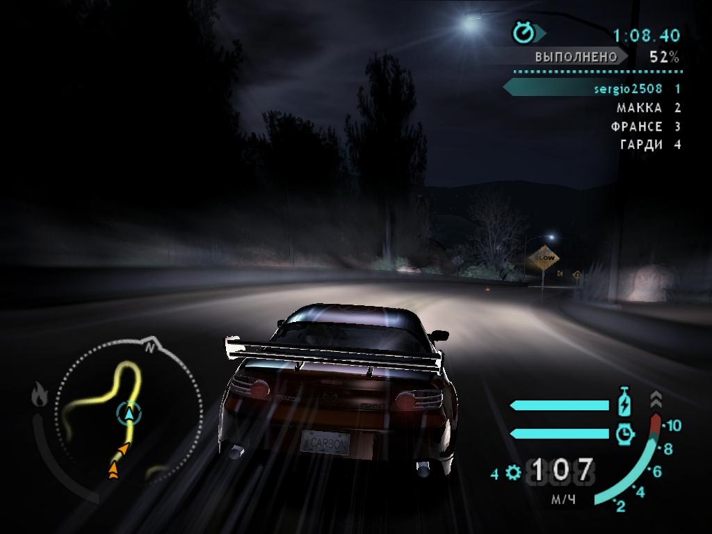 Перейти к скриншоту из игры strong em Need for Speed Carbon/em/strong под н