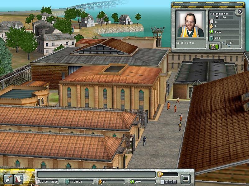 Prison Tycoon Demo Image Gallery. prison tycoon alcatraz demo.