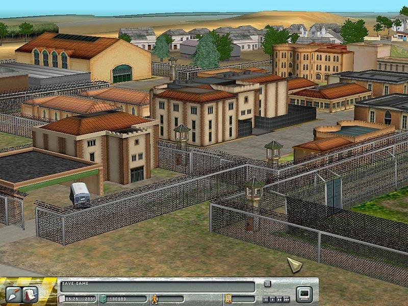 Серия Prison Tycoon - это такая издевательская насмешка над уважаемым и, во