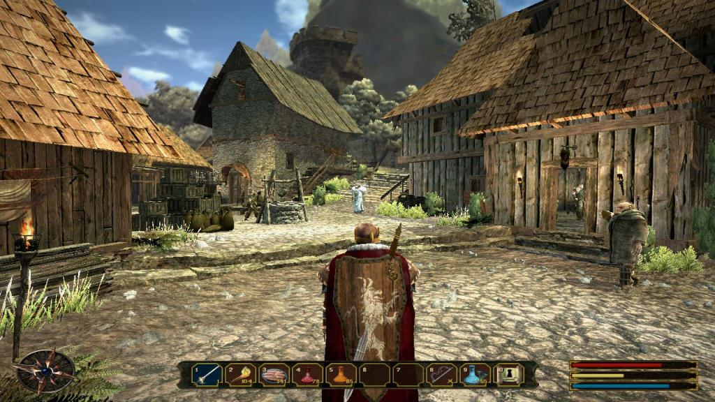 Gothic_3_forsaken_gods_screenshot_d611126a. Комментарий на Второстепенные