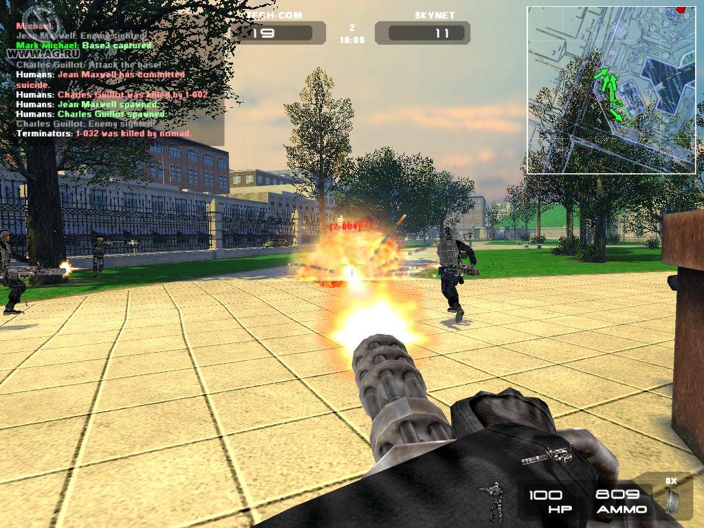 Скачать terminator 3: war of the machines (2005) через торрент.