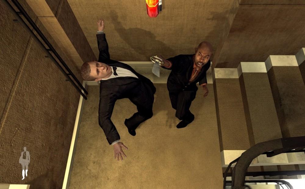 Скачать игру 007: Квант милосердия / Quantum of Solace: The Game (PC/2009/