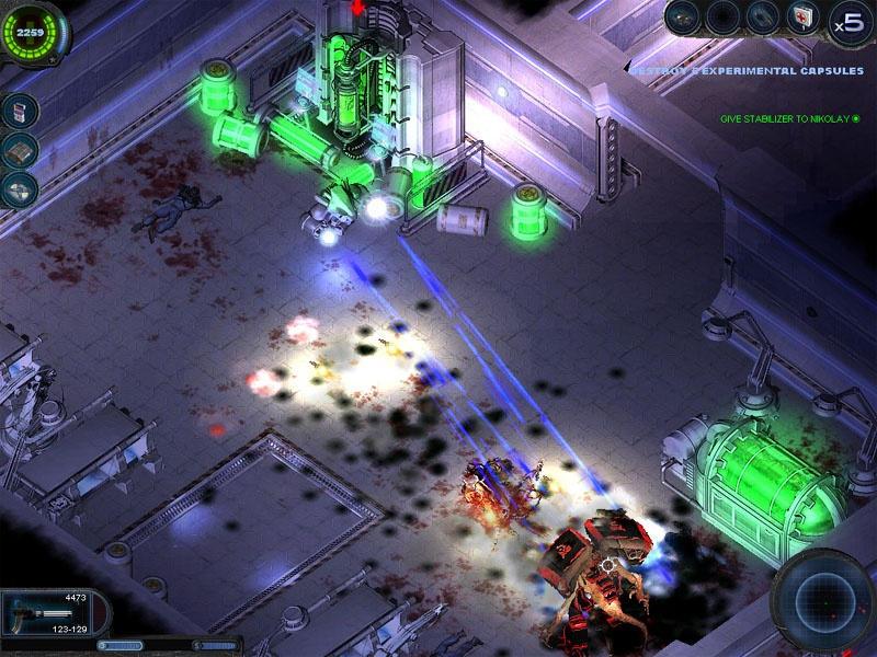 Alien shooter 2 rus - скачать игру бесплатно.
