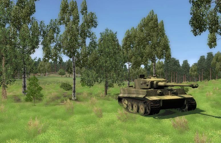 Танки Второй мировой: Т-34 против Тигра