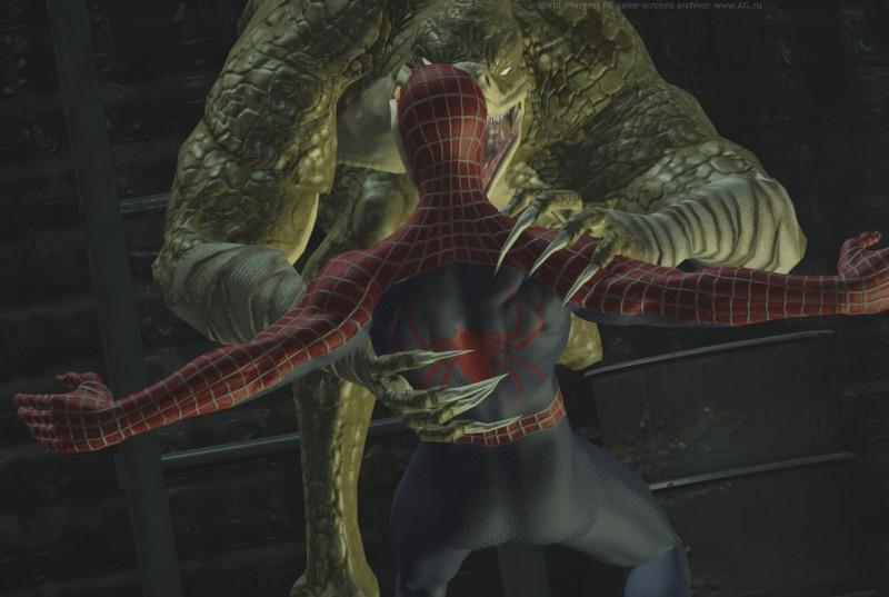 Перейти к игре strong Человек-Паук 3/strong. Скриншот из игры Spider-Man