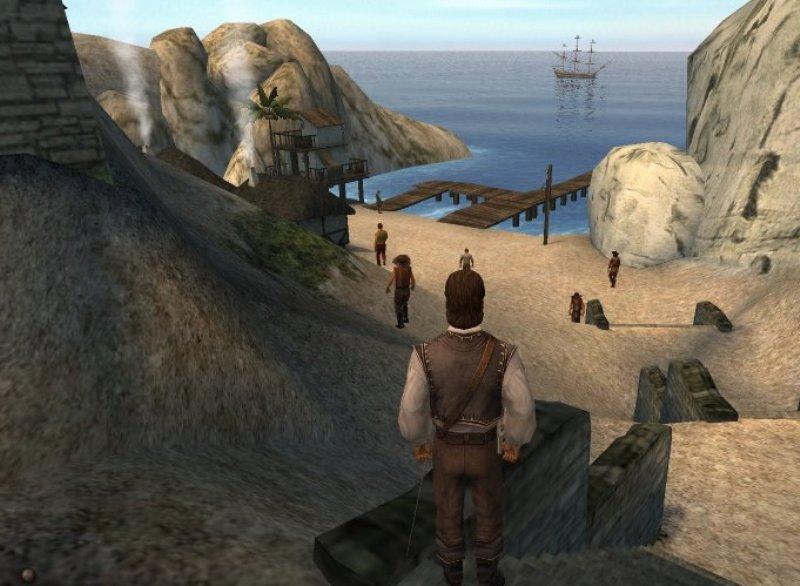 Корсары 2 - Пираты Карибского моря / Sea Dogs 2 - Pirates Of The.