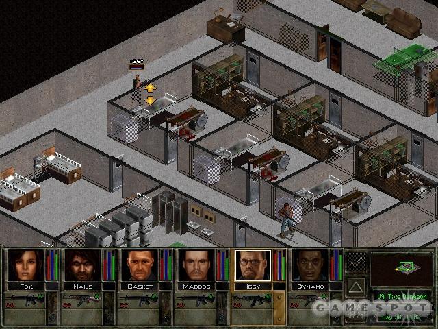 Игра Jagged Alliance 2: Возвращение в Арулько.