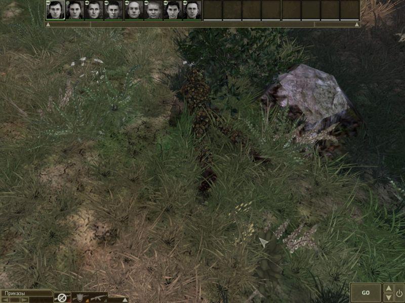 Скриншот из игры АЛЬФА антитеррор - Мужская работа под номером 4