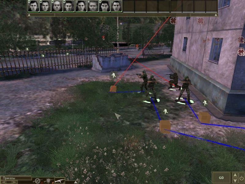 Перейти к скриншоту из игры strong em АЛЬФА антитеррор - Мужская