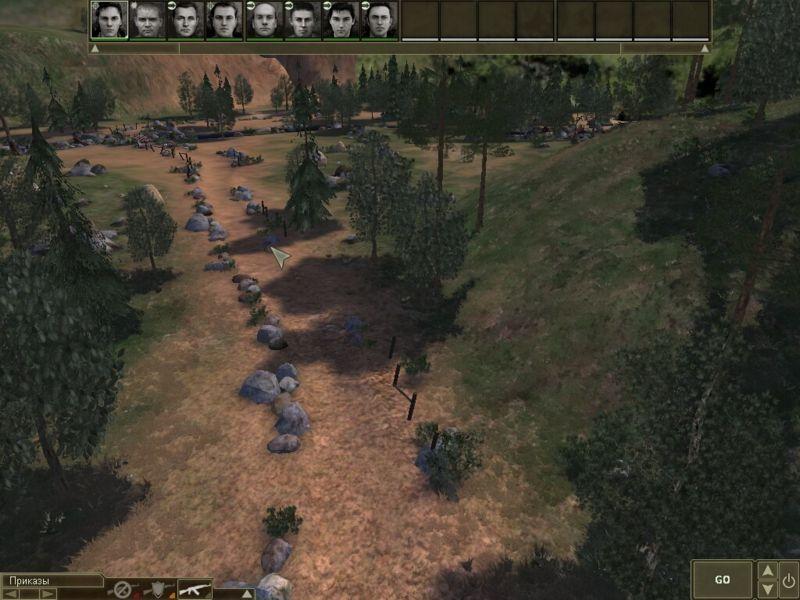 Скриншот из игры АЛЬФА антитеррор - Мужская работа под номером 9