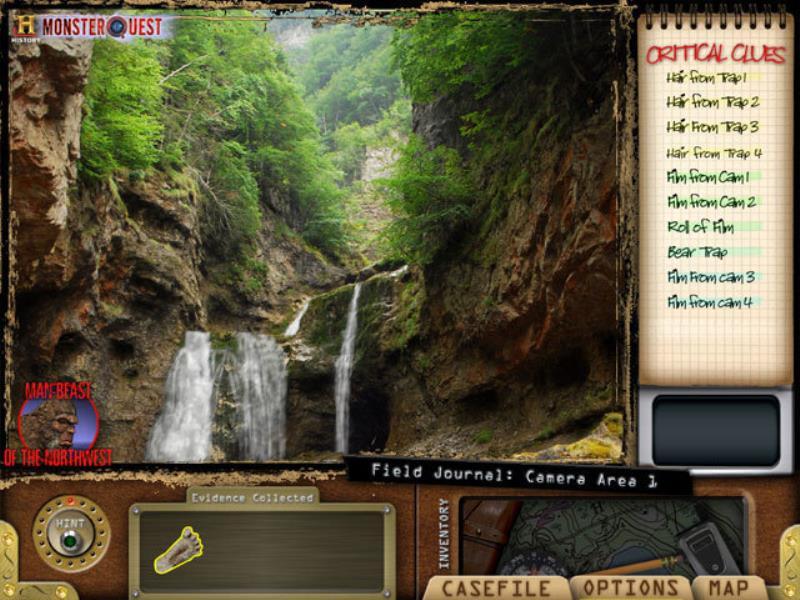 English version of Monster Quest. Скачать бесплатно полную версию Monster