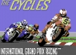 Cycles: International Grand Prix Racing, The