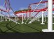 Hyper Rails: Advanced 3D Roller Coaster Design